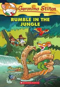 Rumble-in-the-Jungle-by-Geronimo-Stilton-Paperback-softback-2013