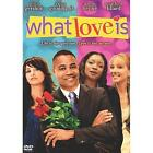 What Love Is (DVD, 2008) (DVD, 2008)