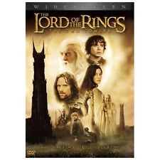 The Lord of the Rings: The Two Towers (DVD, 2003, 2-Disc Set)