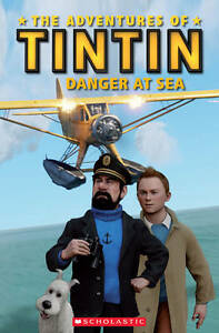 The Adventures of Tintin: Danger at Sea by Nicole Taylor (Mixed media...