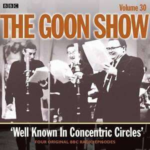 Goon-Show-Volume-30-Well-Known-in-Concentric-Circles-by-Spike-Milligan