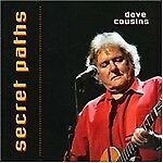 CD - Secret Paths - Dave Cousins (2009) New, not sealed. STRAWBS