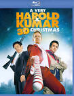 A Very Harold & Kumar Christmas (DVD, 2012, 3-Disc Set, Extended; Includes Digital Copy; UltraViolet; 3D; Blu)