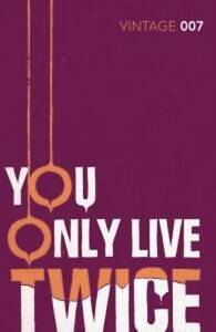 You-Only-Live-Twice-Vintage-007-James-Bond-Ian-Fleming-R-R-P-7-99