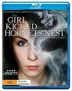The Girl Who Kicked The Hornets' Nest (Blu-ray, 2011)