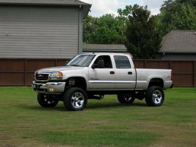 Single Cab Short Bed Duramax >> Crew Cab Short Bed ( Slt ) Lifted! Show Truck - Used Gmc Sierra 2500 for sale in Houston, Texas ...