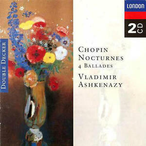 Chopin Nocturnes and 4 Ballades  CD  0028945257921  New - Leicester, United Kingdom - Chopin Nocturnes and 4 Ballades  CD  0028945257921  New - Leicester, United Kingdom