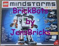 LEGO® Mindstorms NXT - A Basic Guide for the NEWER sets