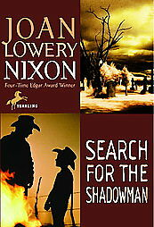 Search-for-the-Shadowman-by-Joan-Lowery-Nixon-1998-Paperback-Reprint