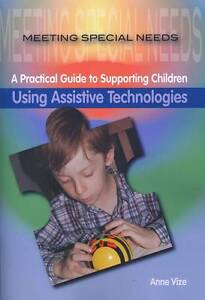 NEW-Using-Assistive-Technologies-for-Children-with-Special-Needs-by-Anne-Vize