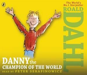 DAHL, ROALD-Danny the Champion of the World (4CD)  CD NEW
