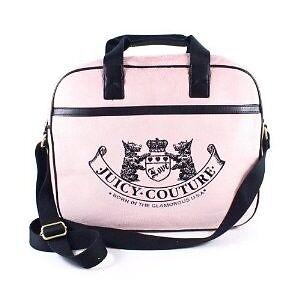 Juicy Couture Old School Scottie Designer Laptop Case