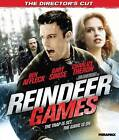 Reindeer Games (Blu-ray Disc, 2012, Director's Cut)