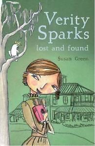 Verity Sparks, Lost and Found ' Susan Green sameday freepost australia