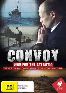 Convoy (DVD, 2011)-REGION 4-Brand new-Free postage