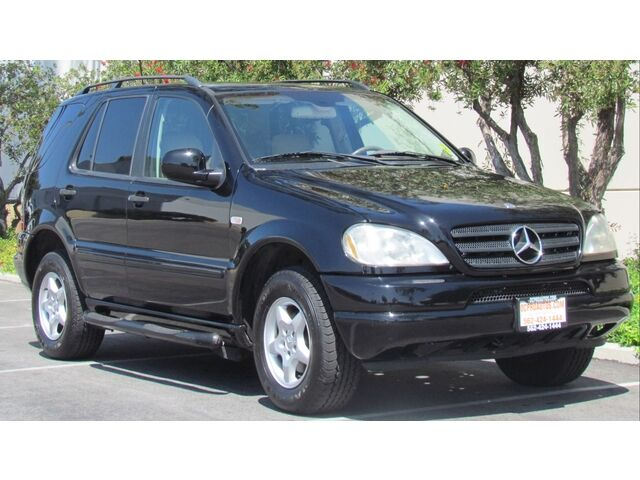 2001 mercedes benz ml320 sport utility 4d clean pre owned for 2001 mercedes benz ml320