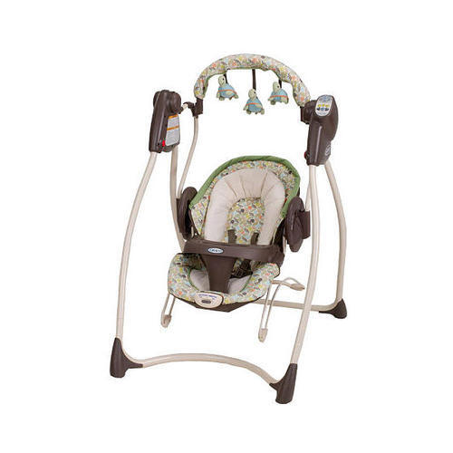 baby swings swing with music