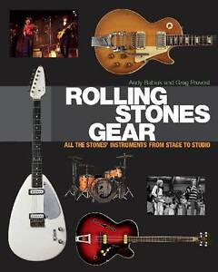 Babiuk, Andy-Rolling Stones Gear  BOOK NEW