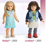 American Girl Dolls that are most likely to increase in value: