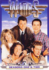 Wings - Seasons 1-2 (DVD, 2006, 4-Disc Set)