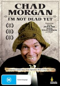 Chad-Morgan-Im-Not-Dead-Yet-DVD-R4-NEW-SEALED