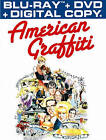 American Graffiti (Blu-ray/DVD, 2012, 2-Disc Set, Includes Digital Copy)