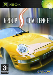 Group S Challenge (Microsoft Xbox, 2003, DVD-Box)
