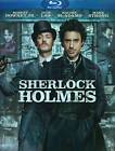 Sherlock Holmes (Blu-ray Disc, 2012, Includes Digital Copy; UltraViolet)