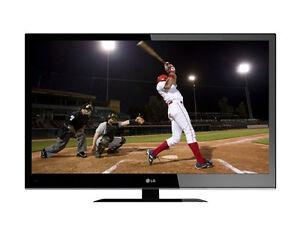 "LG 47LV4400 47"" 1080p HD LED LCD Televis..."