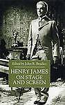 Henry James on Stage and Screen, , New Book