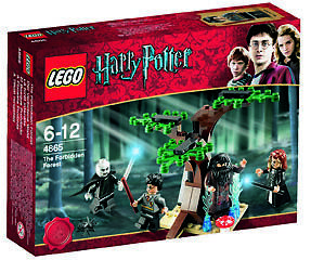 LEGO Harry Potter The Forbidden Forest 4865 - Eastbourne, United Kingdom - LEGO Harry Potter The Forbidden Forest 4865 - Eastbourne, United Kingdom
