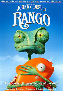 Rango-DVD-Johnny-Depp-Nickelodeon-Movie-Comedy-Cute-Films-Brand-NEW