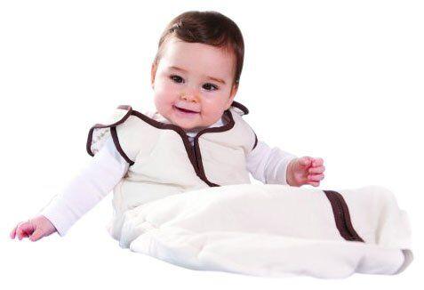 5 Tipps, damit Schlafsäcke für Babys richtig passen