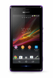 Sony-India-Warranty-Xperia-M-Single-Sim-C1904-Purple-color