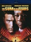 The Sum of All Fears (Blu-ray Disc, 2008)