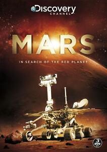 Mars - In Search Of The Red Planet (DVD, 2013)