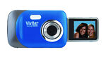 Vivitar ViviCam 5028 5.0 MP Digital Camera - Blueberry