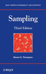 Sampling, Steven K. Thompson