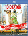 The Dictator (Blu-ray Disc, 2013, 2-Disc Set, Banned & Unrated)