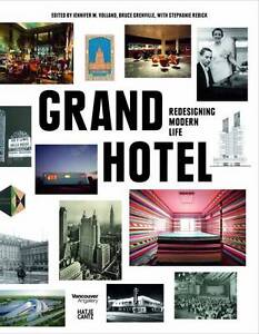 Grand Hotel Hatje Cantz HB Book Sealed