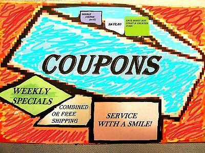 The Corner Store for Coupons