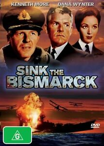 SINK-THE-BISMARCK-with-Kenneth-More-Dana-Wynter-DVD-NEW