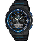 Casio Wristwatches with Multiple Time Zones