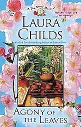 Agony-of-the-Leaves-by-Laura-Childs-2012-Hardcover-Laura-Childs-Hardcover-2012