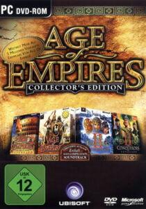 Age Of Empires - Collector's Edition (PC, 2013) - Leibnitz, Österreich - Age Of Empires - Collector's Edition (PC, 2013) - Leibnitz, Österreich