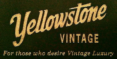 Yellowstone Vintage Clothing