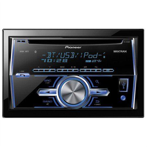 Pioneer FH-X700BT In-Dash Double DIN CD/MP3/USB Car Stereo Receiver