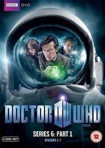 Doctor Who : Series 6 : Part 1 (DVD, 2011, 2-Disc Set) R4 PAL NEW FREE POST