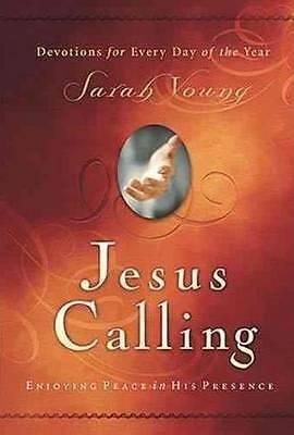 Jesus Calling by Sarah Young (Hardback, 2007)