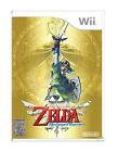 The Legend of Zelda: Skyward Sword Nintendo Wii Video Games